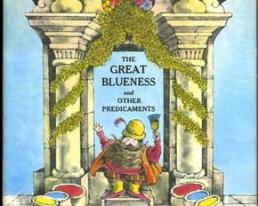 great-blueness